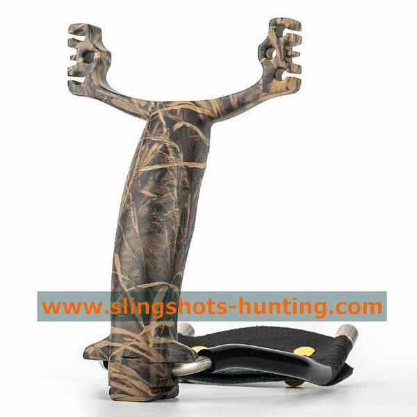 Professional Hunting Gear Hunting Slingshot Wrist Catapult - Click Image to Close