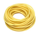 Slingshot Accessories Band Internal Diameter 1.7mm Outer Diameter 4.5mm 10 Meters
