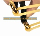 Professional Pocket Slingshot Hand Catapult Golden