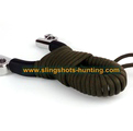 Professional Steel Slingshot Quick Shooting Powerful