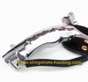 Professional Slingshot Hunting Outdoor Hunter Shot Accurate Powerful 4/6 Bands