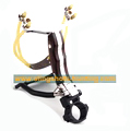 Professional Slingshot Wrist Catapult Hunter Shot 4 Bands
