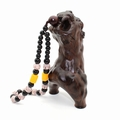 Hand-carved Wood Slingshot Tiger Powerful High Quality