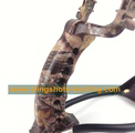 Professional Slingshot Wrist Rest For Hunting 4 Bands