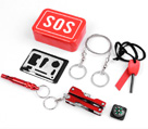 Outdoor Emergency Survival Kit 6 Tools