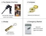 Outdoor Emergency Tools Survival Kit For Hunting